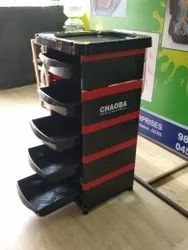 Five Drawer Salon Trolley