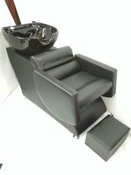 Black Parlour Shampoo Chair
