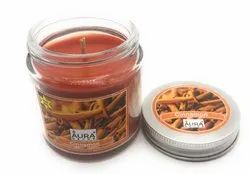 AuraDecor Soy Wax Jar Candle