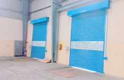 Full Height Manual/Gear Rolling Shutter
