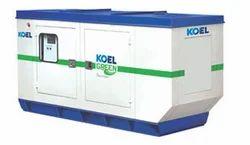 100ekw 6R1080TAG1 125 Kva Kirloskar Koel Green Silent Power Generator, Three Phase, 415V