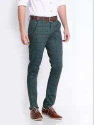 Gots Organic Cotton Mens Skinny Slim Fit Pants
