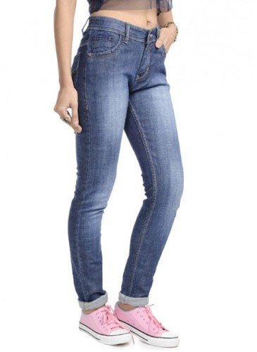 d6953f7bb4489b Comfort Stretchable Ladies Ripped Jean, Rs 400 /piece, A. M. ...