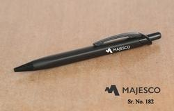 Plastic Full Black Ball Pen