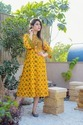 Fancy Long Kurti in Pochu