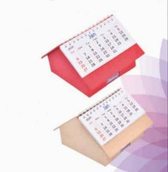 Hut Pad Table Calendar