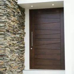 Wooden Polished Door