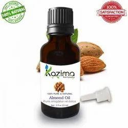 KAZIMA 100% Pure Natural & Undiluted Almond Oil