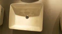 White Table Top Jaquar Sanitary ware