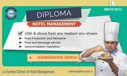 1 - 2 Years Diploma In Hotel Management Course, Type Of Industry Business: Hotel Industry
