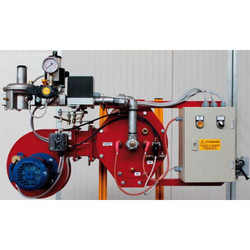 High Ratio Adjustment Monobloc Gas Burner