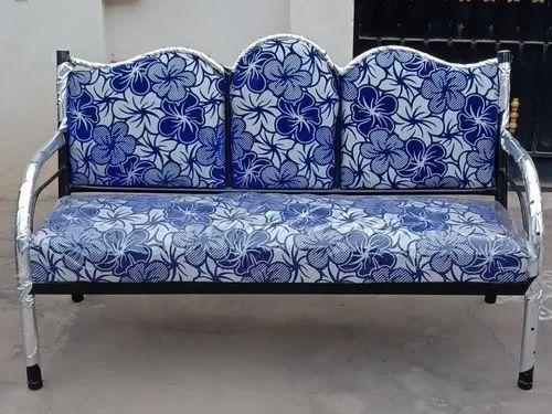 Ssv Furniture Powder Coated Modern Steel Sofa Set Rs 4499 Set Id 21190332748