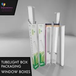 Tube Light Packaging Boxes