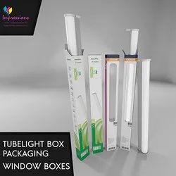 Tube Light Packaging Boxes