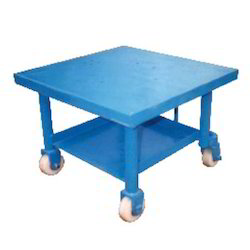 Mobile Work Table Hand Trolley