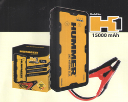 Hummer H1 Power Bank And Jump Starter