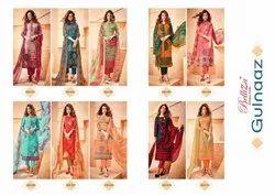 f7db5fc3b5 Belliza Gulnaaz Vol 3 Cotton Dress Materials, Dress Material ...