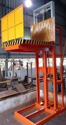 Hydraulic Goods Lift - 1 Ton(Per Floor)