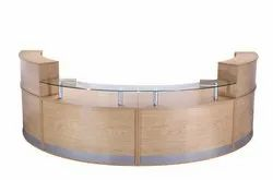 Veer Modular Reception Counter, For Hotel