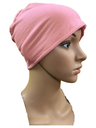 f33634858 Light Pink Cotton Caps Chemo Beanies Cancer Caps Women Summer Chemo Caps  Sleep Turban For Women Caps