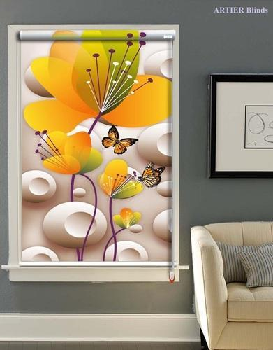 Customized Window Blinds