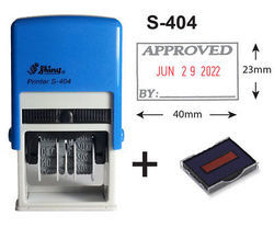 Shiny S-404 Self Inking Stamp