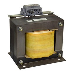 VTR Electricals Dry type/Air cooled Single Phase Isolation Transformer, 270 V, 220 V