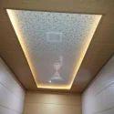 Dizzart Pvc Ceiling Sheets, 2-7 Mm