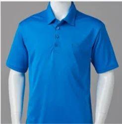 Dark Blue Men T Shirt