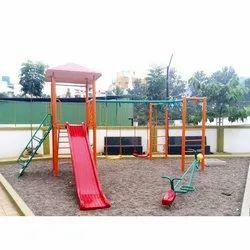 Mini FRP Playground Slide
