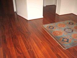 Turbo Multicolor laminated wooden flooring services