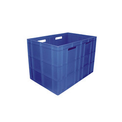 HDPE Fabricated Crates