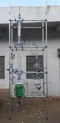 Reflux Reaction Distillation Unit