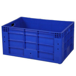 Double Wall Injection Moulded Crates