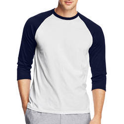 Unisex Cotton Raglan T-Shirts