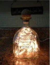 Bottle Lamp Light