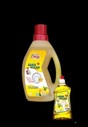 Magic Maids Dish Wash Gel, Packaging Type: Plastic Can, 1kg And 5 Kgs