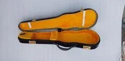 Brown Wood Violin Case
