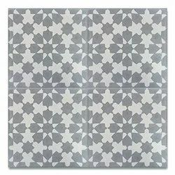 Grey Polished Mosaic Cement Tiles, Size (In cm): 60 * 120
