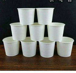 White Paper Cup, Capacity: 150 ML