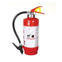Pavlo Mild Steel DCP Type Fire Extinguisher, Capacity: 5 kg, 10 kg