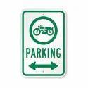 Parking Signage Board