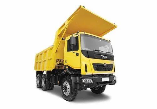Tata Prima LX 2530.K Tipper Truck, 25 ton GVW