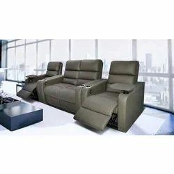 ABP Recliner Leather Sofa Set