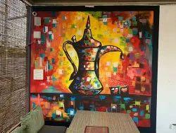Modern Wall Art Painting Service