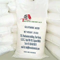Glutaric Acid Powder, Packaging Type: Bag
