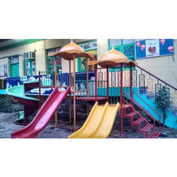 Iron And Plastic Multiplay System, Age: 6-12 Years