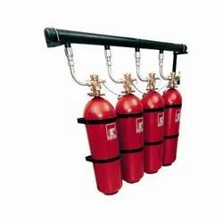 Fire Guards Automatic Fire Suppression Systems, Capacity: 2kg