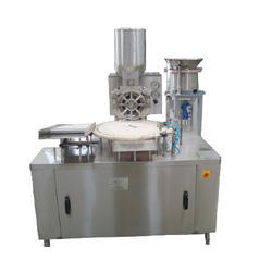 Rotary Vacuum Based Powder Filling Machines