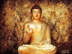 Lord Buddha Wall Art
